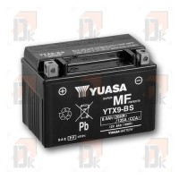 Batteries - YUASA - YTX9-BS | Direct-karting.com