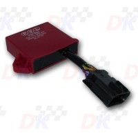Boîtier d'allumage complet PVL - CDI 682 231 (rouge / KF1)