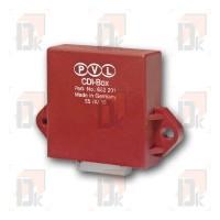 Boîtier d'allumage PVL - CDI 682 201 (rouge / KF1)