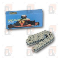 Chaînes REGINA 428 - REGINA - 428 (52 maillons) | Direct-karting.com