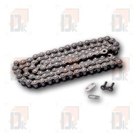 Chaînes RK 428 - RK Chains - 428 MXZ Black | Direct-karting.com