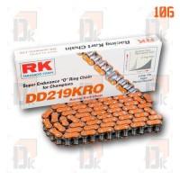 Chaîne RK - DD 219 KRO (106 maillons)