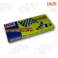 Chaîne RK - GB 219 KR (114 maillons)