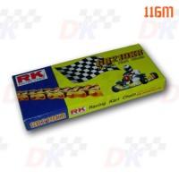 Chaîne RK - GB 219 KR (116 maillons)