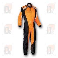 Combinaison OMP KS3 - Orange / Noir