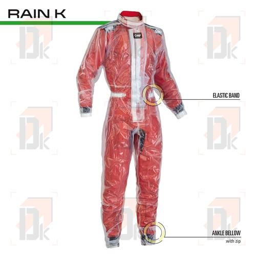 Equipement pilote - OMP - Rain K | Direct-karting.com