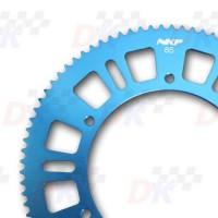 couronne-219-84-dents-nkp-aluminium-7075-t6-bleu