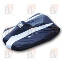 Matériel indispensable - OMP - bleu (imperméable) | Direct-karting.com