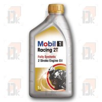 Lubrifiant moteur - MOBIL 1 - RACING 2T (bidon 1L) | Direct-karting.com