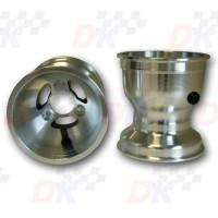 Jante aluminium 5' DWT - D serie (145mm - Minikart)