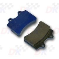 Plaquettes arrière -  - HAASE RUNNER (nouveau modèle) | Direct-karting.com