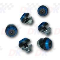 Ressorts & Accessoires -  - Bleu | Direct-karting.com