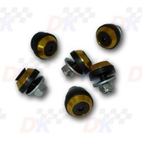 Ressorts & Accessoires -  - Gold | Direct-karting.com