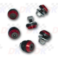 Ressorts & Accessoires -  - Rouge | Direct-karting.com