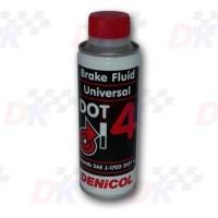Liquide de frein DENICOL - DOT 4 (Bouteille 250ml)