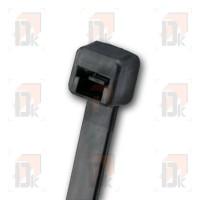 lot-de-100-colliers-de-serrage-nylon-4-5x300mm-noir