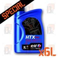 lot-x6-huile-elf-740-htx-bidon-1l