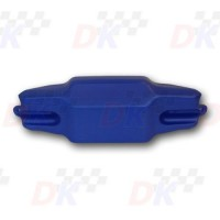 Pare-chocs arrière - KG Karting - Bleu | Direct-karting.com