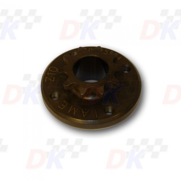 IAME engine sprocket - 10 teeth (X30 / KF)