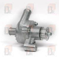 Pompe à eau ELTO SUPER - aluminium (courroie crantée)