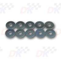 Rondelles plates -  - Lot de 10 | Direct-karting.com
