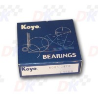 Roulements moteur - KOYO - 6005-C4 | Direct-karting.com