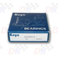 Roulements moteur - KOYO - 6205-C4 FG | Direct-karting.com