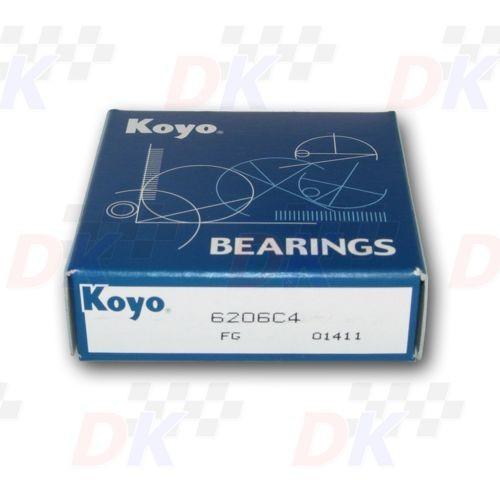Roulements moteur - KOYO - 6205-C4 FG | Direct-karting.com