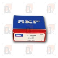 Carter moteur KZ-R1 - SKF - 6203 C3 | Direct-karting.com