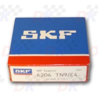 Roulements moteur - SKF - 6206 TN9-C4 | Direct-karting.com