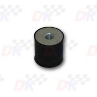Accessoires pour radiateur - KG Karting - F/F - M6x20 (Caoutchouc Ep.20mm) | Direct-karting.com