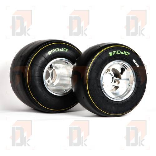 Pneumatiques - MOJO - D5* (Slick) | Direct-karting.com