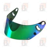 Equipement pilote - ARAÏ - GP6/SK6 - Green | Direct-karting.com